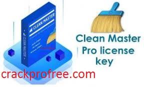 Clean Master Pro Crack