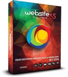 WebSite X5 Evolution Crack